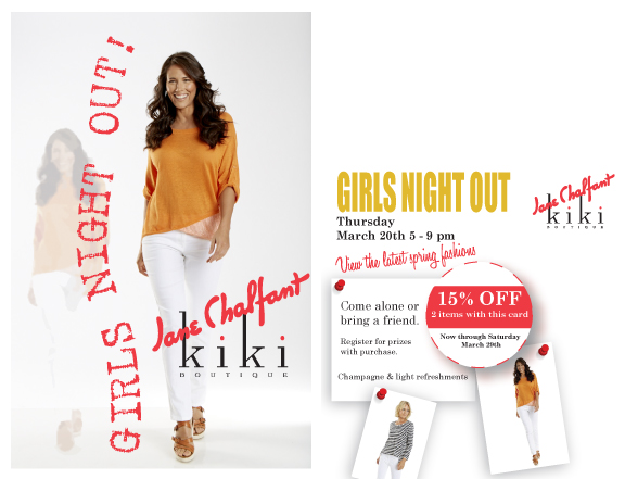 Girl's Night Out Spring 2014