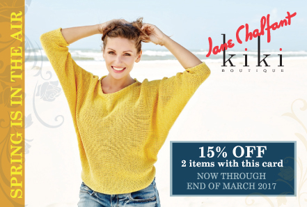Great Deals for March & Girl's Night Out!
